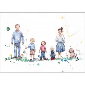 Family Portrait Version 3