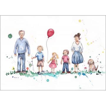 Family Portrait Version 5