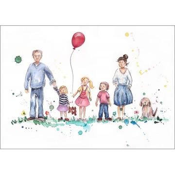 Family Portrait Version 8