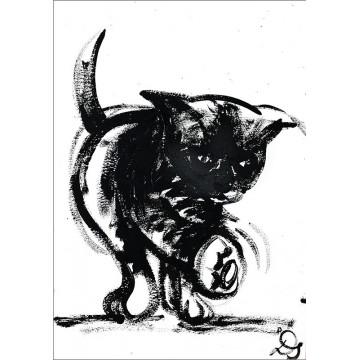 Cat Scribble