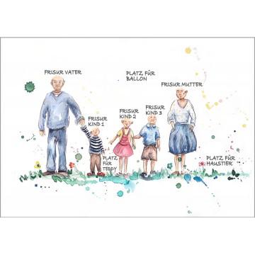 Family Portrait Version 2
