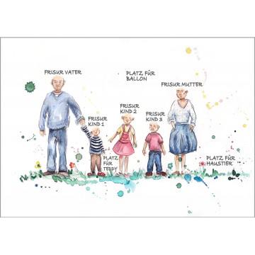 Family Portrait Version 4