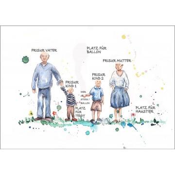 Family Portrait Version 7