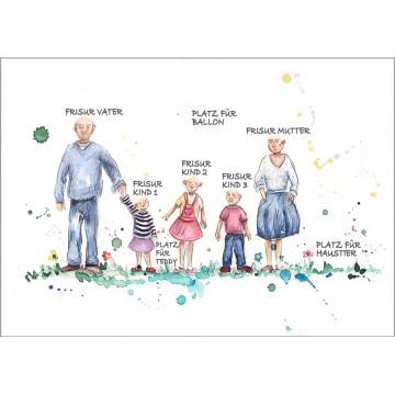 Family Portrait V8